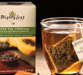 Mighty Leaf Tea Product Review