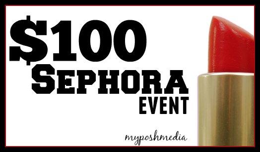 100sephoraevent