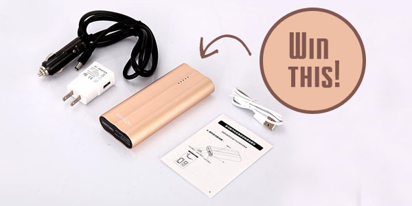 Fast Charging USB Power Bank