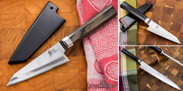 shun knife - men tools - holiday gift guide