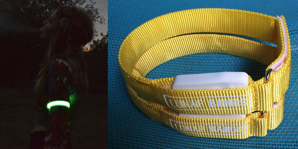 Free Lunar Bands - Led Armbands Giveaway