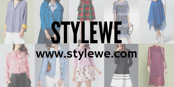 StyleWe Fashion Dress Giveaway - Gift Card or Coupon