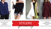 StyleWe Fashion Dress Blog Giveaway