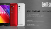 Asus ZenFone 2 International Giveaway