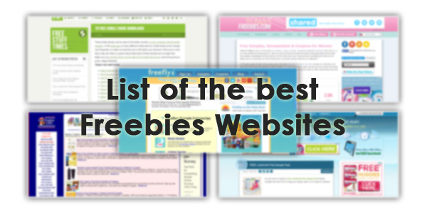 free samples websites