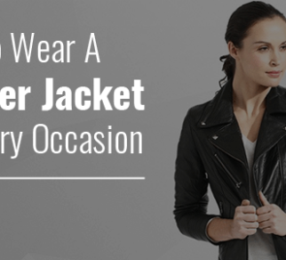 Leather Jacket Styles Guide