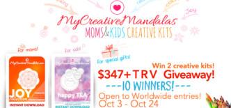 Free Online Coloring Mandalas