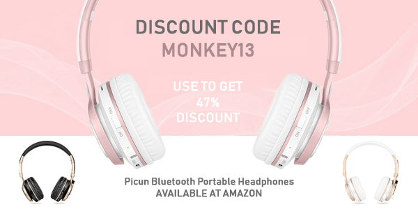 Picun Bluetooth Headphones Discount Deals