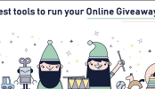 How to Run a Giveaway - Excellent Tools for Running Online Giveaways