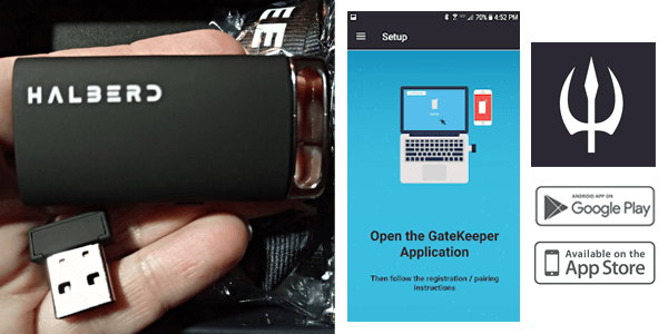 GateKeeper Halberd Trident Giveaway
