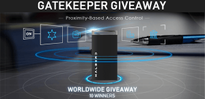 GateKeeper Halberd Trident Worldwide Giveaway