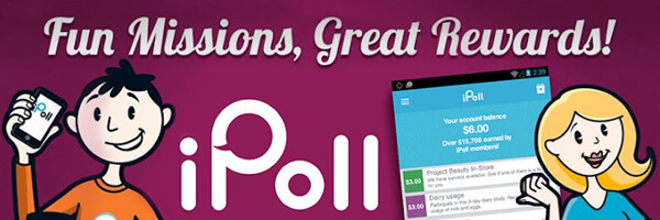 Earn Easy Money Using Smartphone with iPoll App