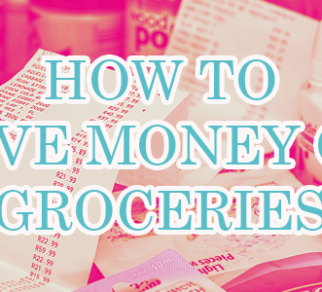 How to Save Money on Groceries