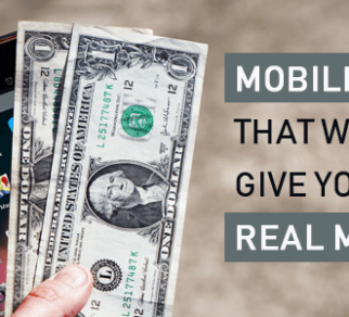 mobile apps that give you real money