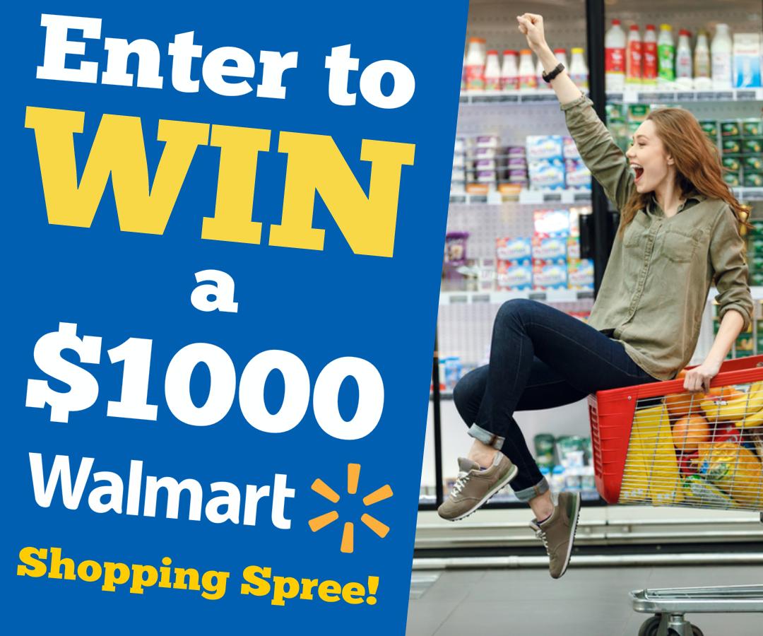 $1000 Walmart Gift Card Giveaway - Giveaway Monkey
