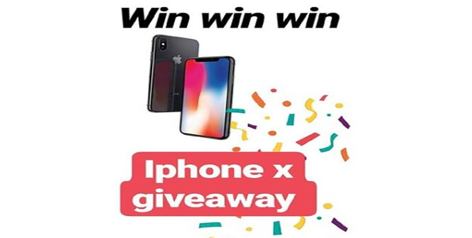 Get Free iPhone X - iPhone X Giveaway! Giveaway - Giveaway Monkey