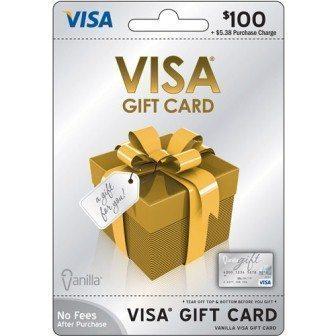 $13 Visa Gift Card Giveaway - Giveaway Monkey
