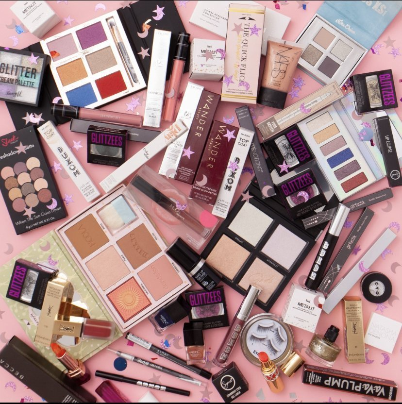 Over 600 Makeup Products Giveaway