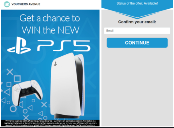 Get a Brand New PS5 Now! Giveaway
