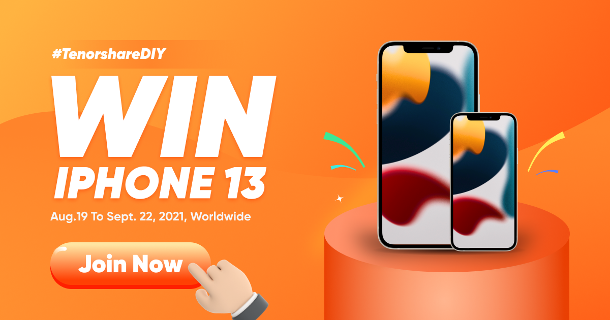 Apple iPhone13 Giveaway