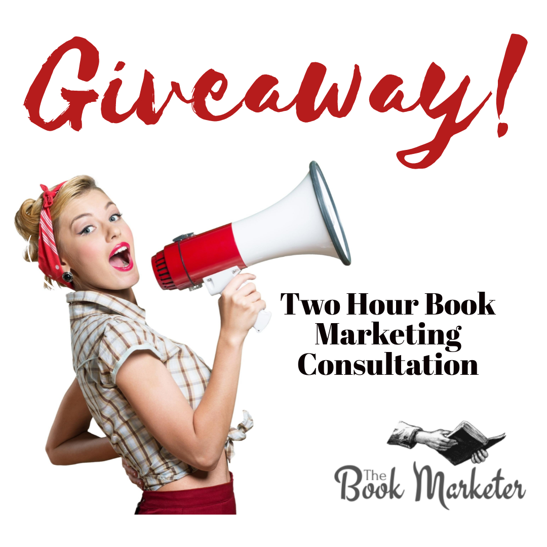 Two Hour Book Marketing Consultation Giveaway